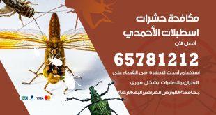مكافحة حشرات اسطبلات الأحمدي
