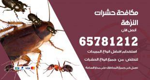 مكافحة حشرات النزهة